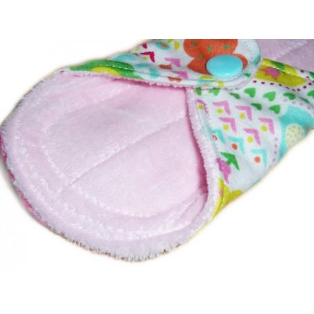 Protège-slip lavable en velours SPRING (17 cm)
