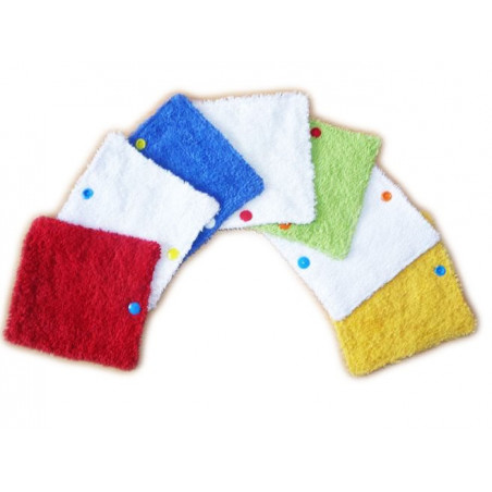 Papel higiénico lavable RANAS