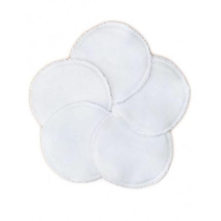 5 discos de limpieza orgánicos lavables HIPPY