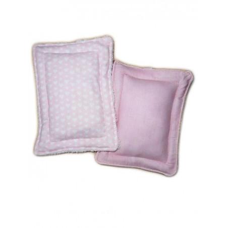 2 washable sponges zero waste HEARTS