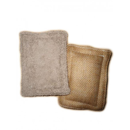2 esponjas lavables cero residuos CISNE