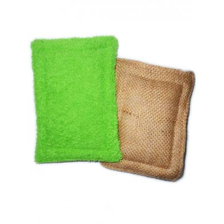 2 esponjas lavables cero residuos CERESA