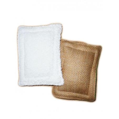 2 washable sponges zero waste MEXICANA