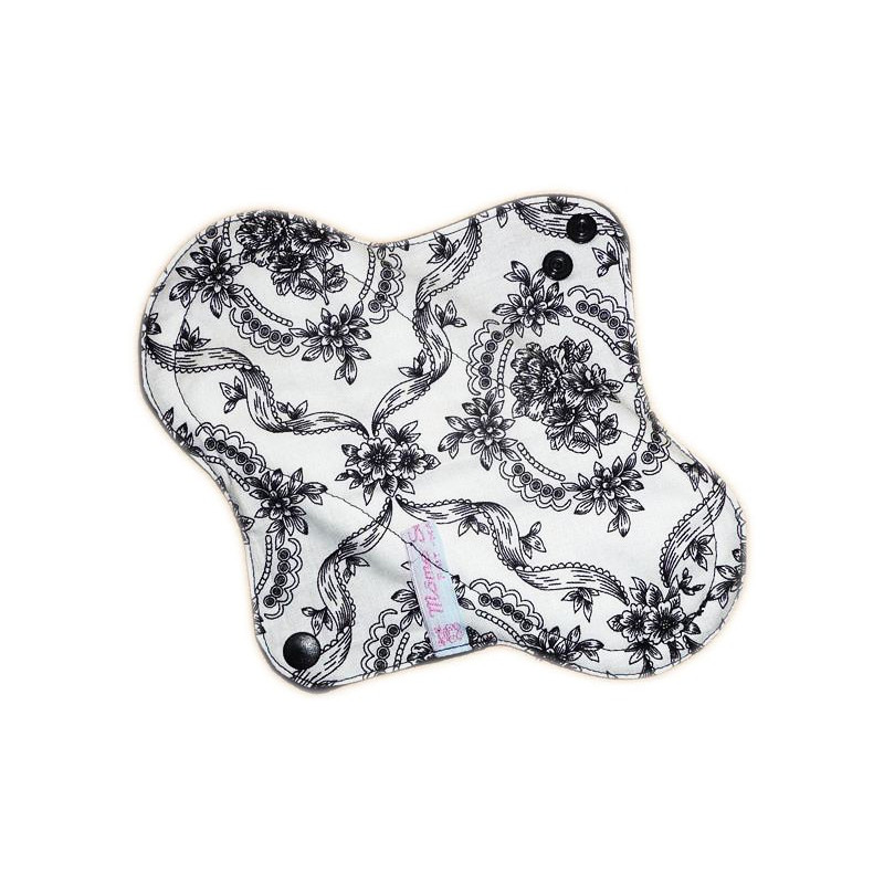 BAROQUE washable panty liner (22 cm)