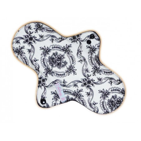 Washable sanitary napkin BAROQUE (L)