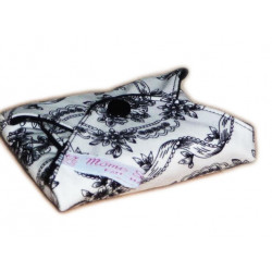 Washable sanitary napkin BAROQUE (XL/ NIGHT)