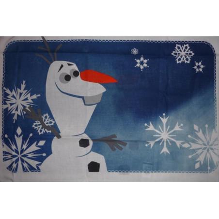 Pillowcase OLAF (QUEEN OF SNOW)