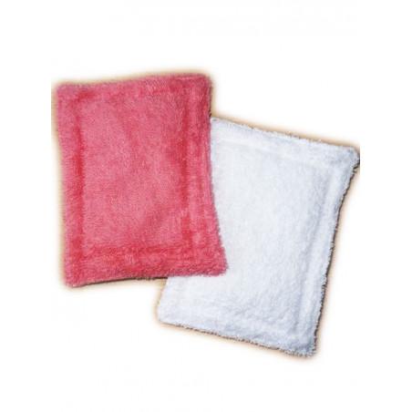 2 waschbare Schwämme ohne Abfall MAI SCHMETTERLINGE