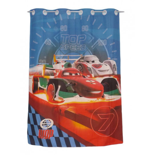 CARS (phosphorescent) child curtain
