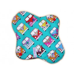Washable sanitary napkin HIPPY (M)