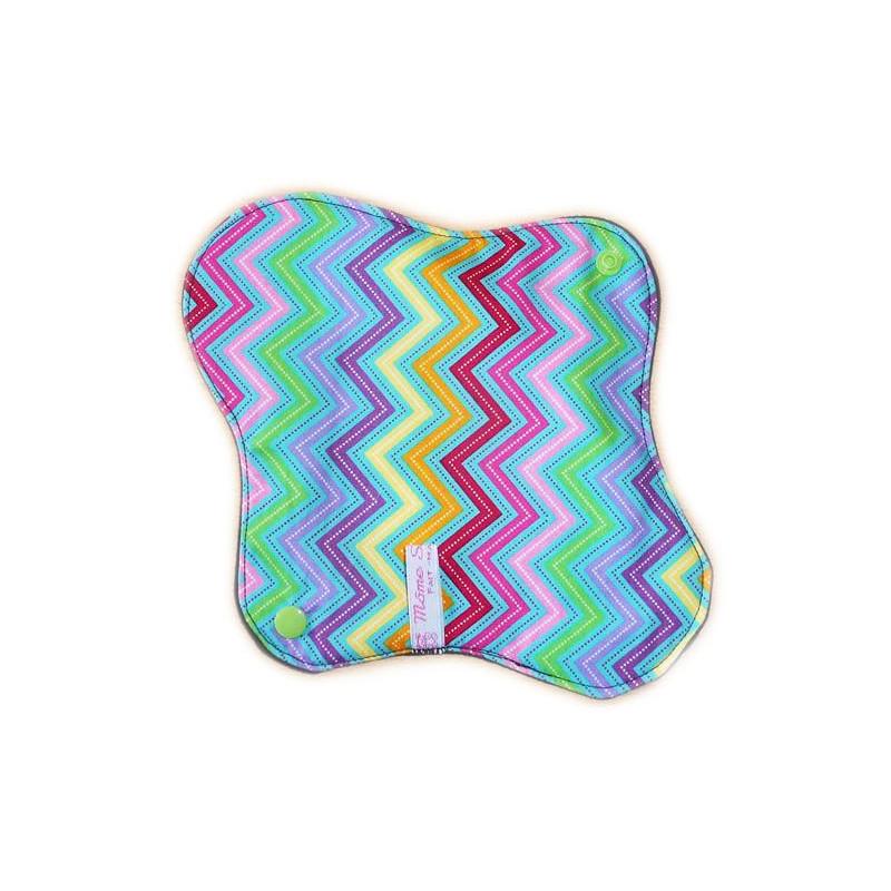ZICK ZACK waschbare Damenbinde (M)