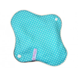 Washable sanitary napkin SMALL DOTS (M)