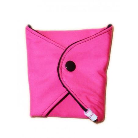 Serviette hygiénique lavable PINK (M)