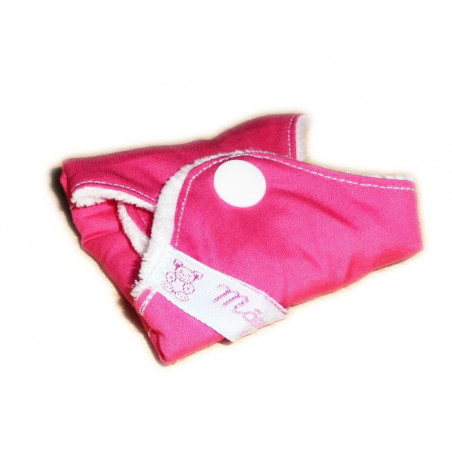 Panty de terciopelo lavable ROSA (17 cm)