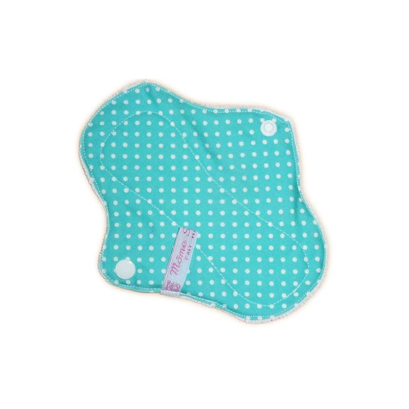 Panty de terciopelo lavable PUNTOS PEQUEÑOS (17 cm)