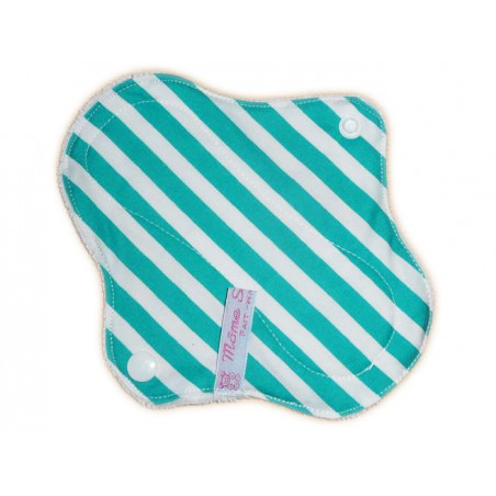 Panty de terciopelo lavable STRIPED (17 cm)