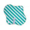 STRIPED Waschbare Slipeinlage aus Samt (17 cm)