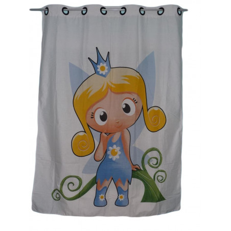 Children's curtain ELFIE LA PETITE FEE