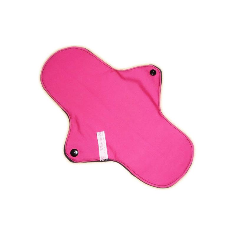 Serviette hygiénique lavable PINK (L)