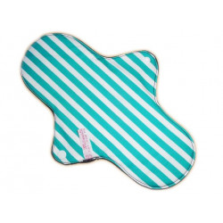 Washable sanitary napkin STRIPED (L)