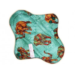 AFRICAN ELEPHANT forro panty lavable (22 cm)