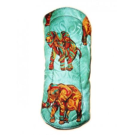 AFRICAN ELEPHANT waschbare Slipeinlage (17 cm)