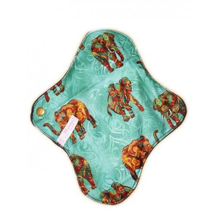 AFRICAN ELEPHANT waschbare Damenbinde (M)
