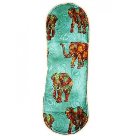 AFRICAN ELEPHANT lavabili tovaglioli sanitari (L)