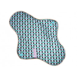 Washable sanitary napkin ROSETTE (XL/ NIGHT)