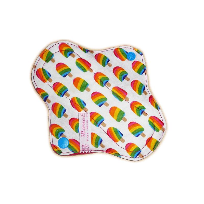 Protège-slip lavable ICE CREAM (17 cm)