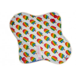 ICE CREAM washable panty liner (22 cm)