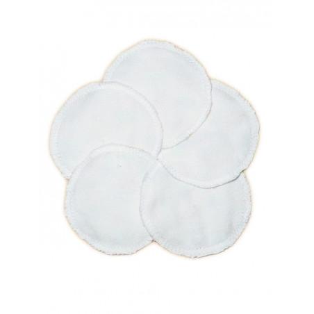 5 Disques démaquillants lavables ICE CREAM