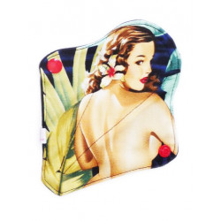 Protège-string lavable PIN-UP (16 cm)