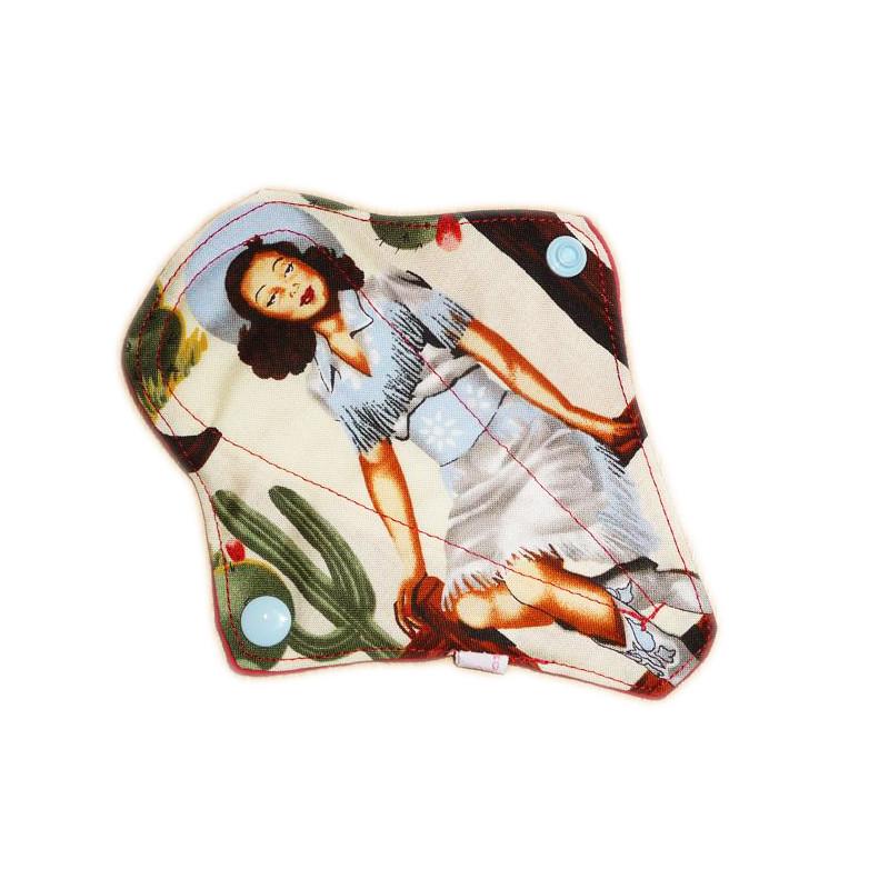 COW-GIRL Waschbarer Fadenschutz (16 cm)