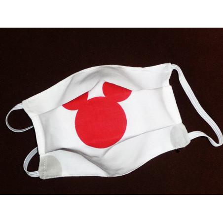 MICKEY MOUSE reversible waschbare Stoffmaske für Kinder