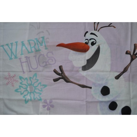 OLAF pillow case