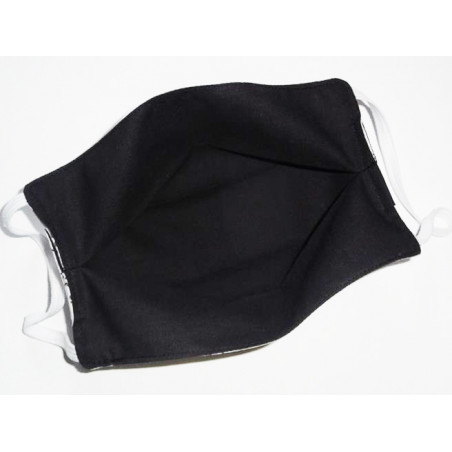 Masque en tissu lavable réversible enfant ONE PIECE