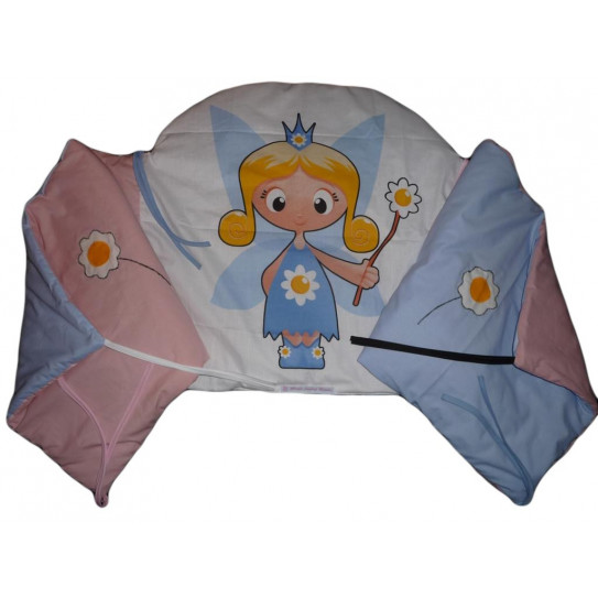 Cama parachoques ELFIE EL pequeña cuota
