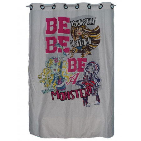 MONSTER HIGH child curtain