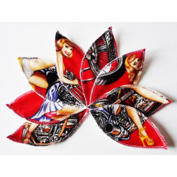 PIN-UP BIKER washable interlabial pad (pack of 8) Size L
