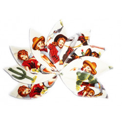 PIN-UP COW-GIRL washable interlabial pad (pack of 9) Size L