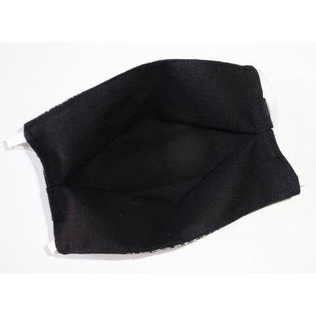 Masque en tissu lavable réversible enfant ARABESQUE