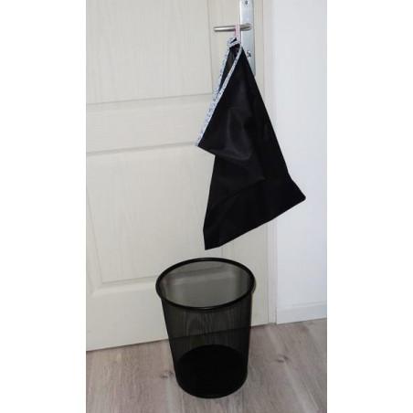 Sac poubelle lavable et réutilisable pour déchets solides BLUE LIBERTY