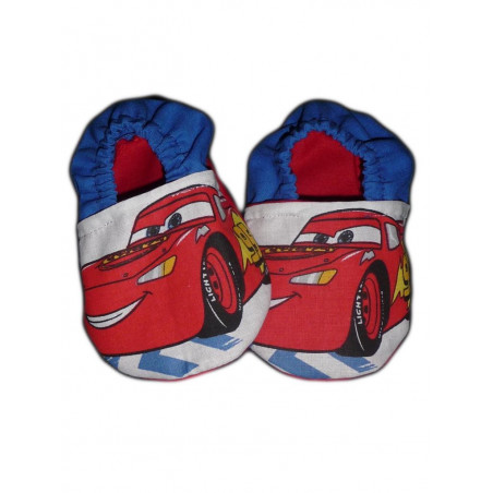 Baby Booties CARS