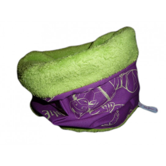 Snood / tour de cou enfant TORTUES NINJA