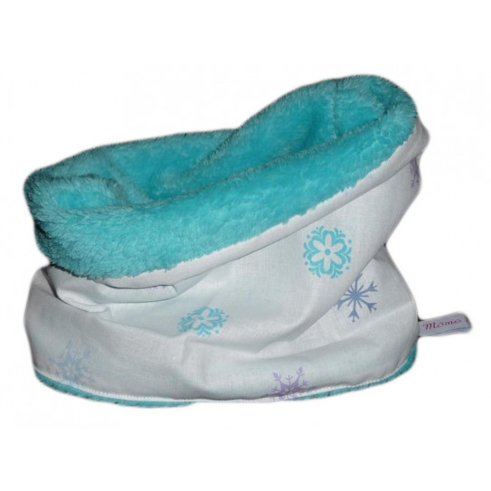 Snood / tour de cou enfant SNOW