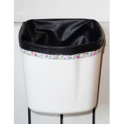 Washable and reusable garbage bag for solid waste LIBERTY (3 L)