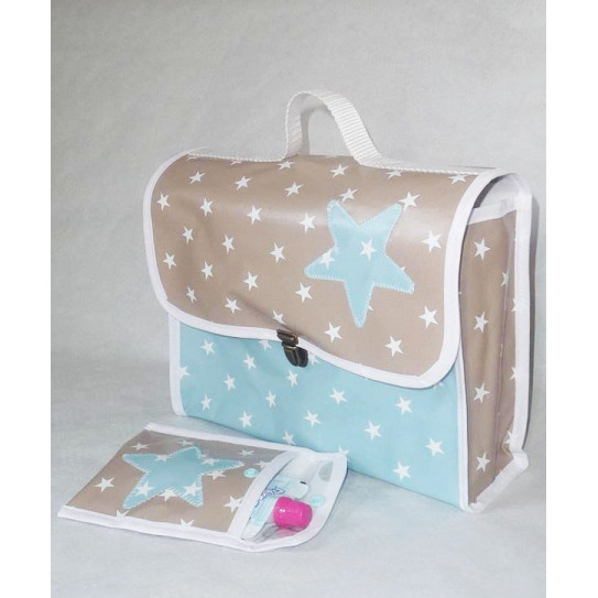 Cartable maternelle et son Snack Bag for Kids TENDRESSE