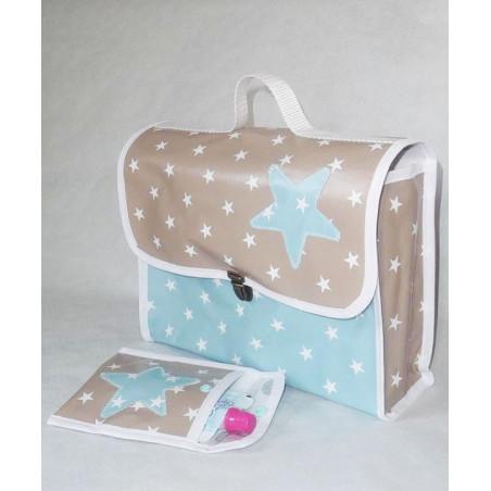 Kindergarten Satchel and Snack Bag for Kids TENDERNESS