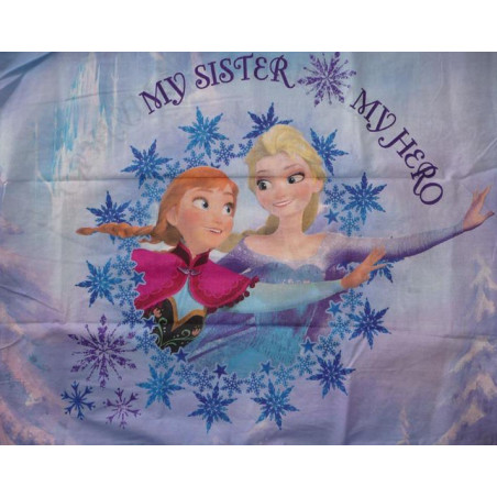 REINE DES NEIGES Pillowcase